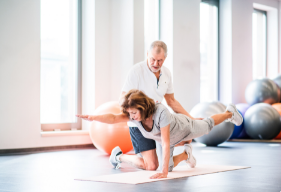 Corrective Back Exercises To Relieve Lower Back Pain